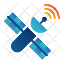 Space Communication Telecommunication Icon