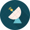 Satellite Dish Signal Icon
