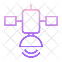 Satellite Stationm Satellite Satellite Station Icon