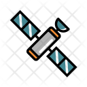 Satellite Reciever Data Icon