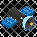Satellite Antenna Broadcasting Icon
