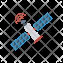 Satellite News Media Icon