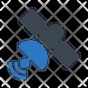 Satellite Dish Wireless Icon