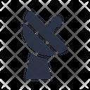 Satellite Parabola Signal Icon