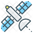 Antenna Communication Satellite Icon