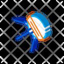 Satellite Antenna Technology Icon