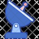 Satellite Internet Tv Icon