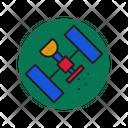 Satellite Robot Signal Icon