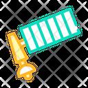 Satellite Equipment Color Icon