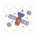 Satellite Space Antenna Icon