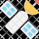 Satellite Antenna Space Icon