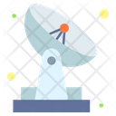 Satellite Dish Astronomy Icon