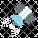 Satellite 5 G Signal Icon