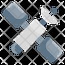 Globe Offline Satellite Icon