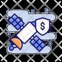 Connect Internet Satellite Icon
