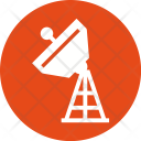 Satellite Tower Antenna Icon