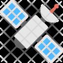 Gps Satellite Communication Icon