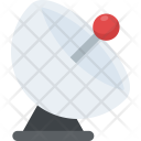 Satellite Booster Relay Icon