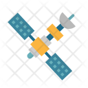 Satellite Communication Space Icon