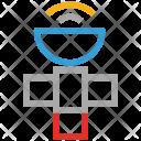 Satellite Booster Antenna Icon