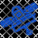 Satellite Space Network Icon