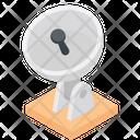 Satellite Radar Satellite Antenna Icon