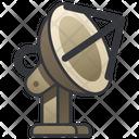 Antenna Radar Satellite Icon