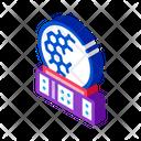 Air Navigation Satellite Icon