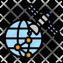 Satellite Communication Icon
