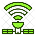 Satellite Connection Satelight Connection Satelight Icon