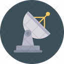 Dish Antenna Broadcast Icon