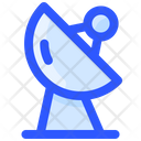 Satellite Dish Space Icon