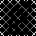 Signal Observatory Satellite Icon