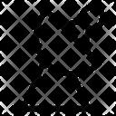 Satelite Communication Dish Icon