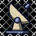 Satellite Dish Communication Telecommunication Icon