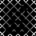 Antenna Satellite Communications Icon