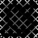 Communication Technology Parabola Icon