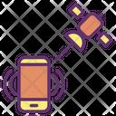 Satellite Mobile Icon