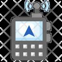 Satellite Navigator Icon