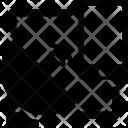 Satellite Network Mobile Icon