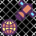 Satellite Signals Icon