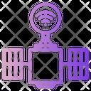 Satellite Station Satellite Space Station Icon