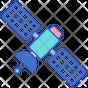 Satellite Technology Icon