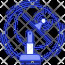 Satellite Tower Satellite Communication Antenna Icon