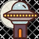 Satellite Tower Satellite Signal Icon