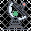Satellite Transmitter Icon