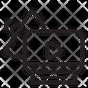 Satellite Tv Television Tv Icon