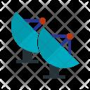 Satellites Signal Icon