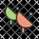 Satellites Radar Icon