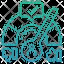 Satisfaction Kpi Feedback Icon